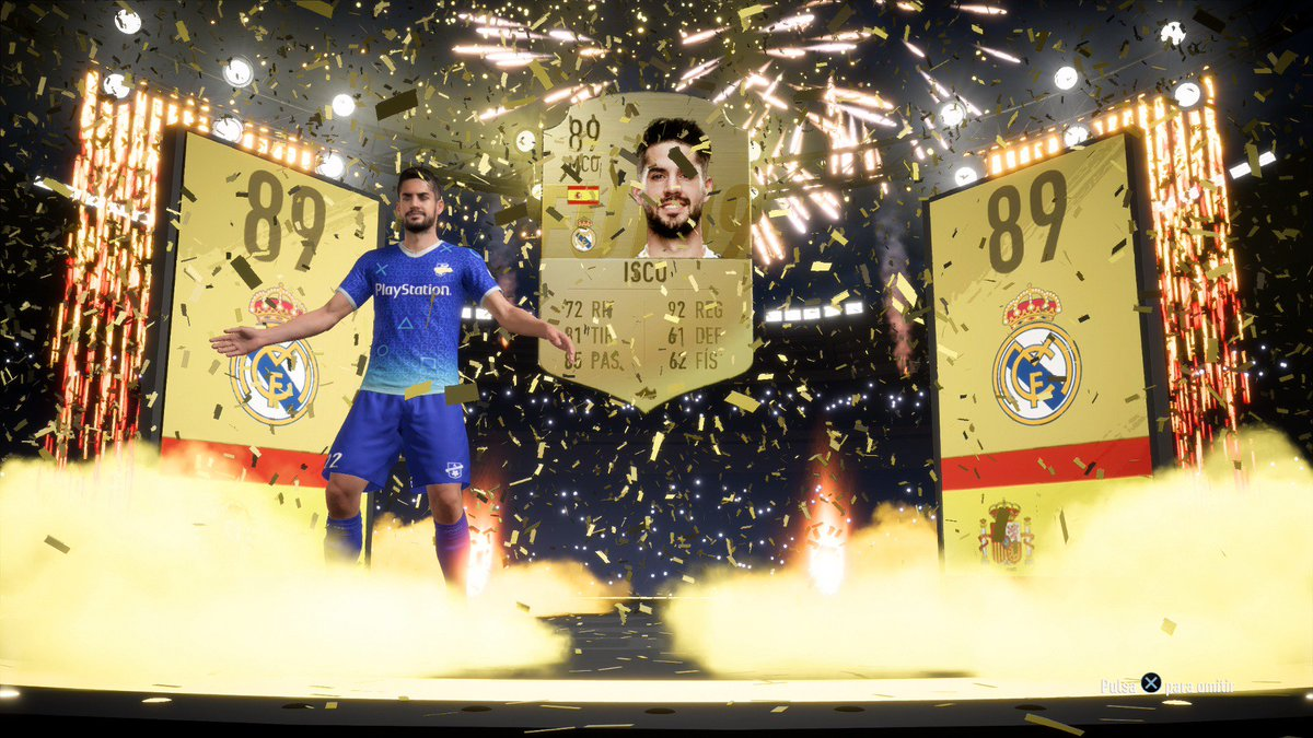 Buenos días #FIFA19