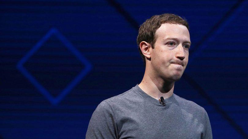 🙄 Hackean 50 millones de cuentas de Facebook y entre ellas la deMark Zuckerberg