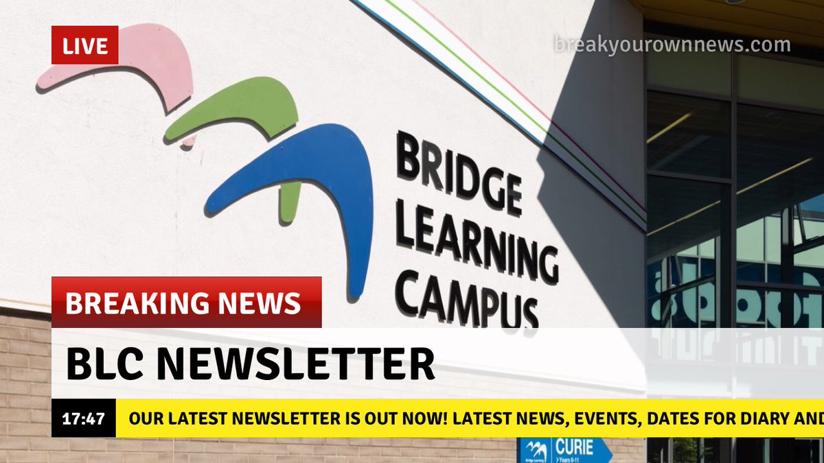BridgeLearningCampus on Twitter: