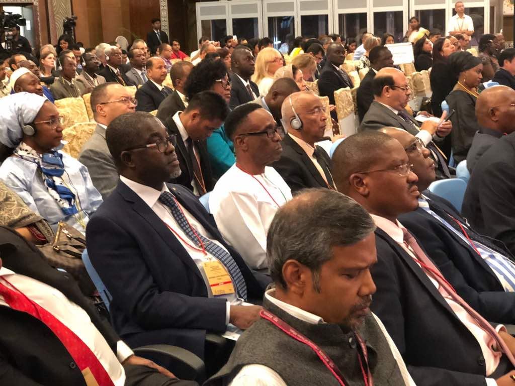 Convention Internationale Mahatma Gandhi sur l'assainissement en Inde: Le Ministre de l'Eau et de l'Hydraulique Villageoise du Togo y prend activement part. https://t.co/46PqgfMJxj https://t.co/D9k3FS8C61