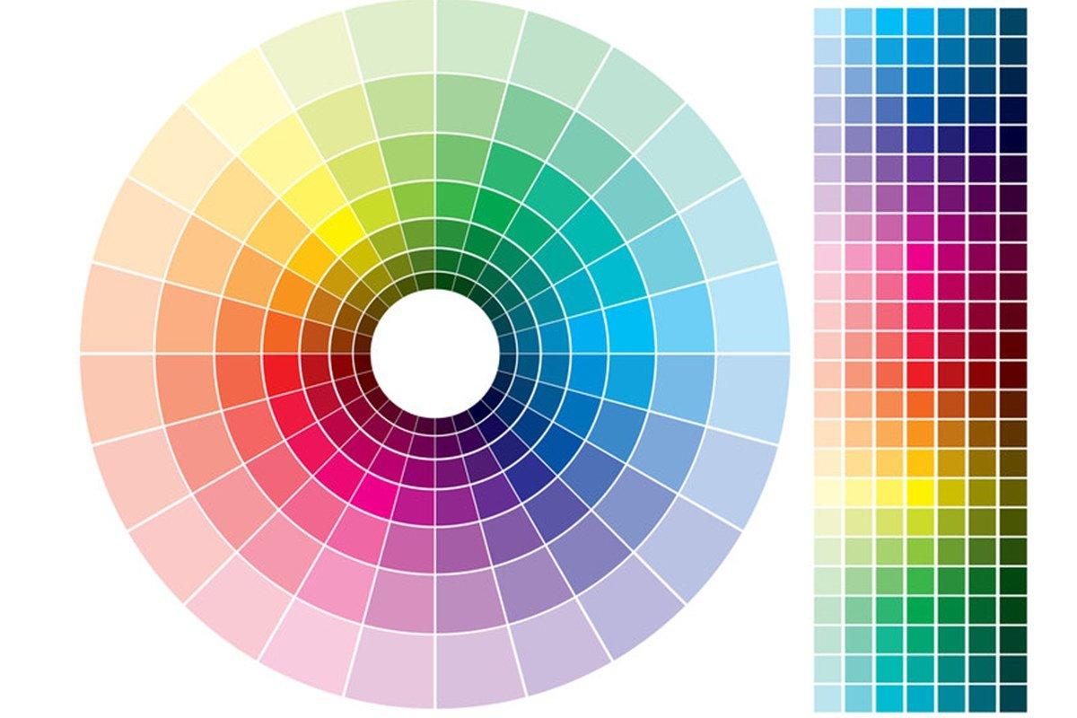 подобрать палитру цветов по картинке подобным догадкам подтолкнуло
