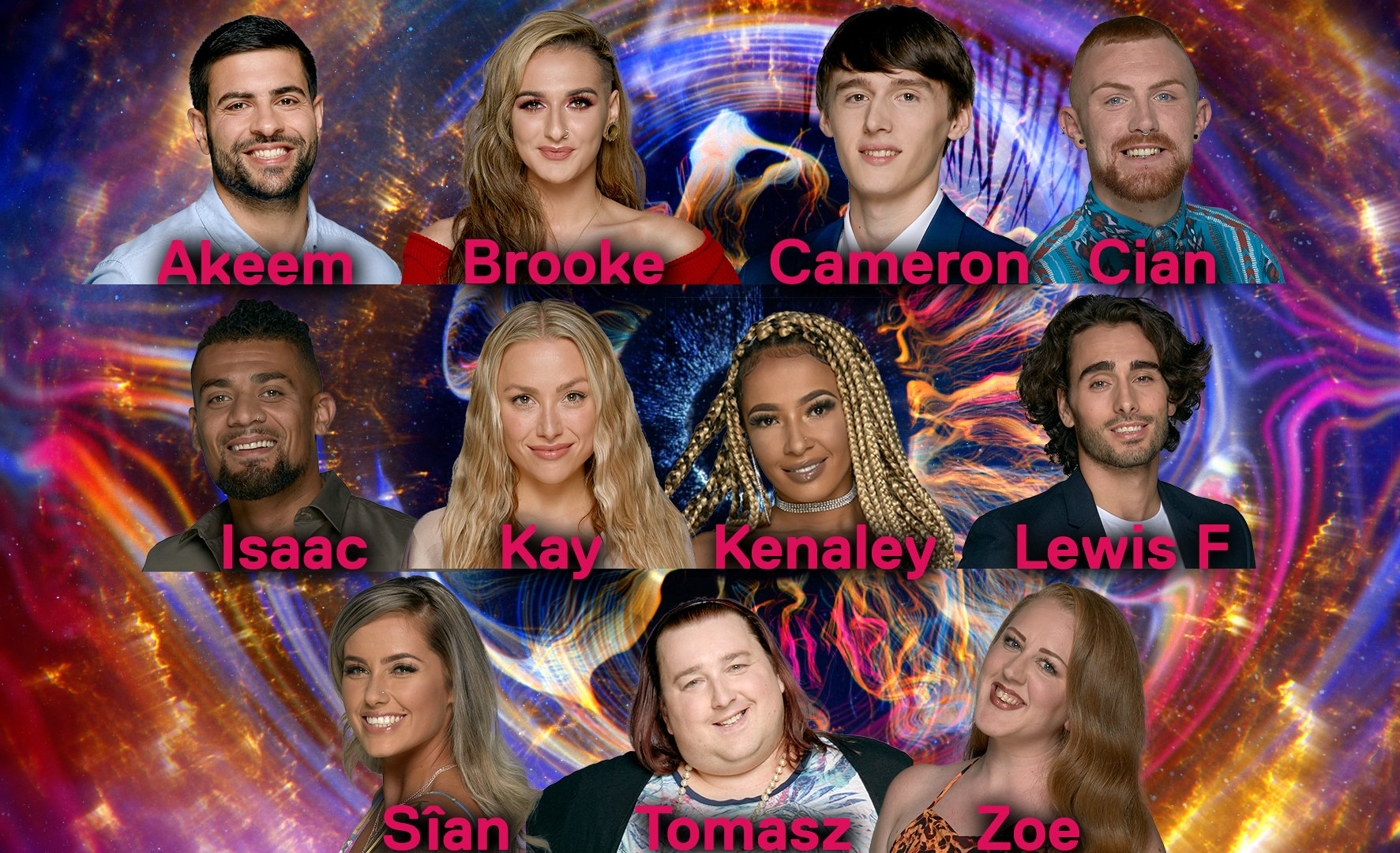 """Big Brother UK on Twitter: """"Vote for your FAVOURITE ..."""