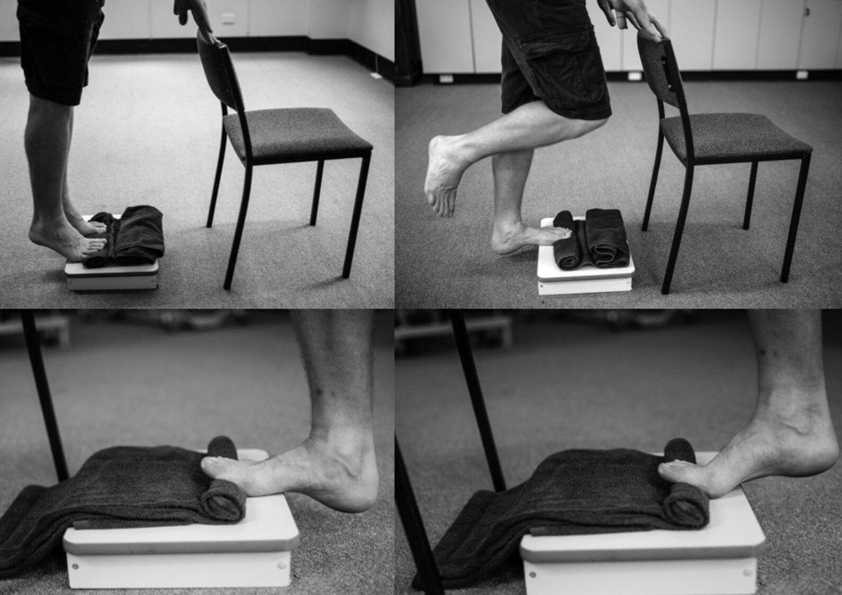 гимнастика какой ногой вставать пяткой на фото что данный