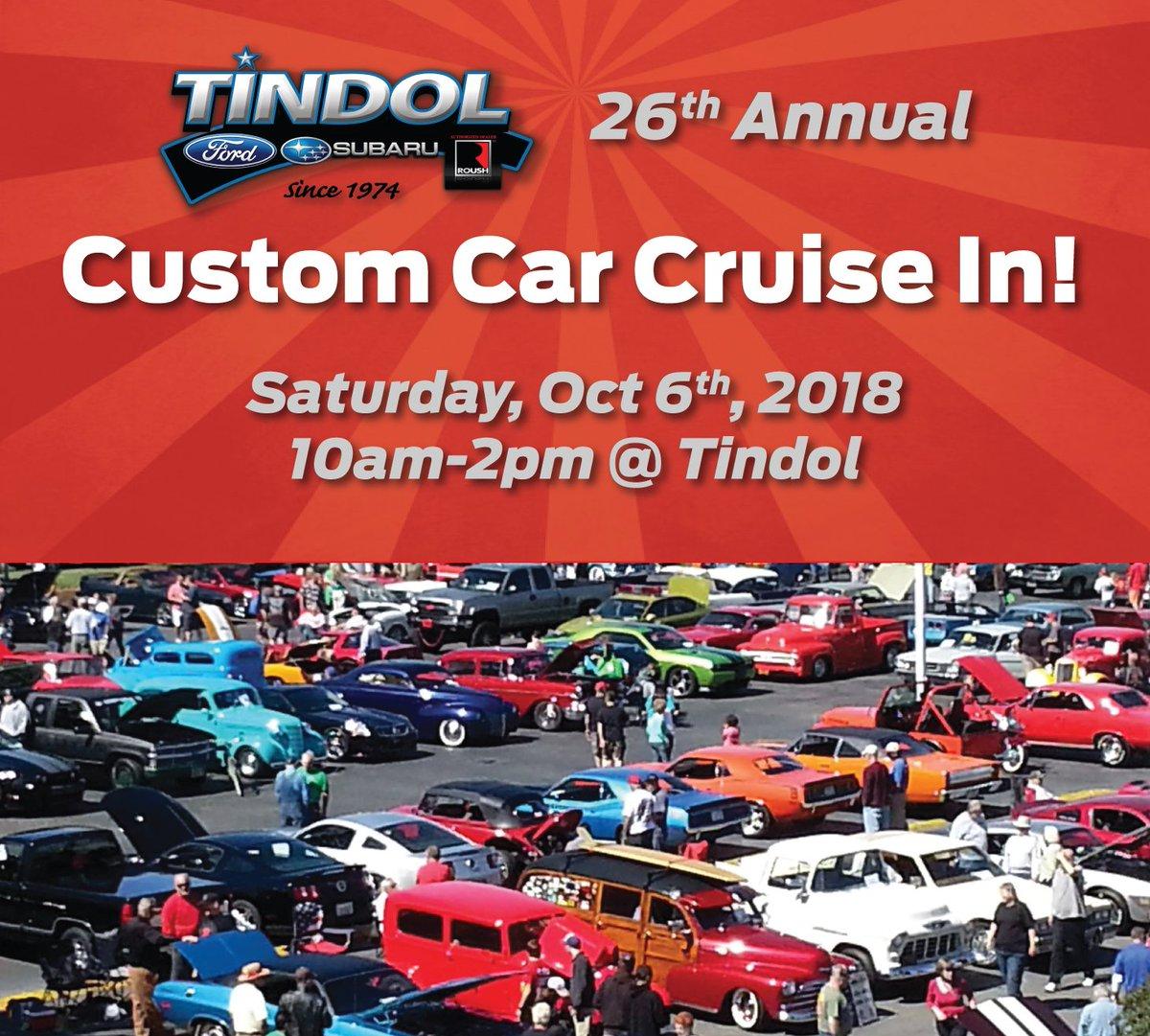 Tindol Subaru TindolSubaru Twitter - Tindol ford car show
