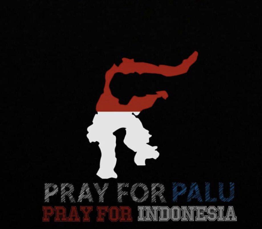 Saya akan berdoa untuk Anda 🙏🏻 #prayforpalu #prayforindonesia