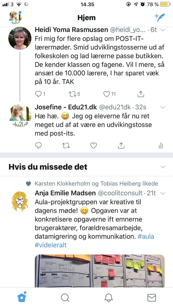 Josefine Edu21dk At Edu21dk Twitter