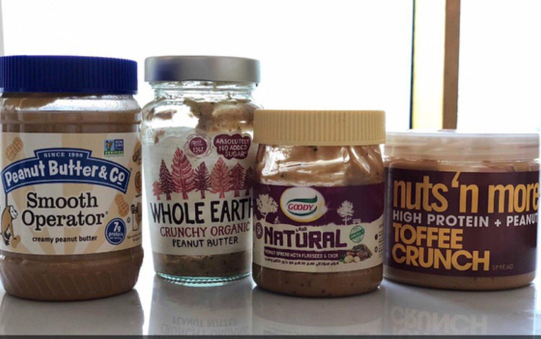 رياضة ولياقة على تويتر اذا كنتم من محبين زبدة الفول السوداني هذه 4 انواع صحية وبعضها خالي من السكر