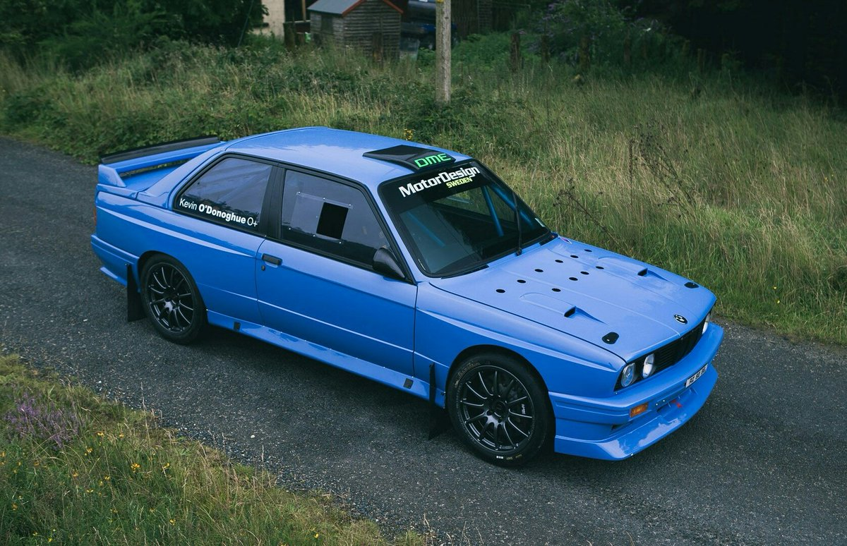 Rsf Motorsport On Twitter Bmw E30 M3 Rally Car