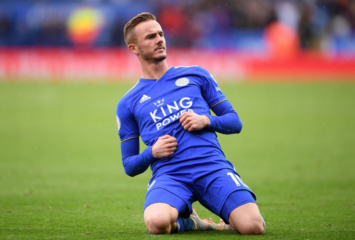 Scouted Football On Twitter James Maddison S First Seven Competitive Games For Leicester City Vs Manchester United Vs Wolverhampton Wanderers Vs Southampton Vs Liverpool Vs Bournemouth Vs