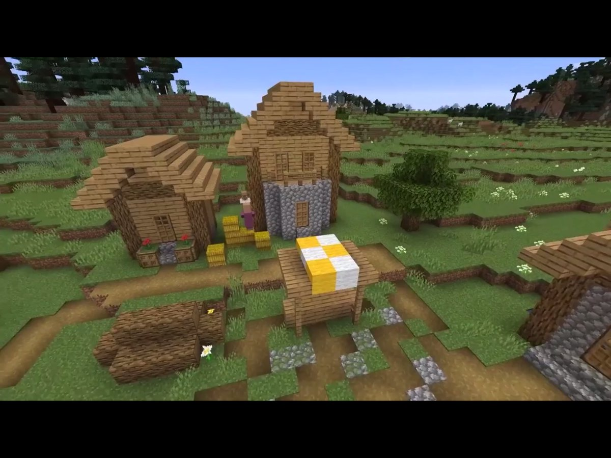 Mcpe Beta 1 10 On Twitter Village And Pillage Update Is The Next