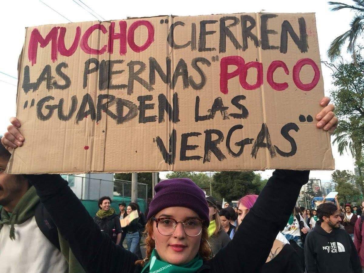La Jaula 🎙🌈's photo on #AbortoLegalYa