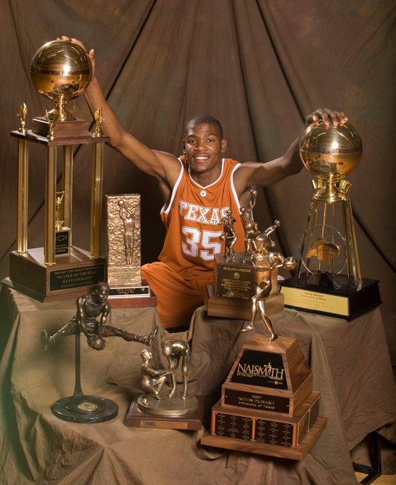 Big Happy Birthday to Texas-Ex Kevin Durant.