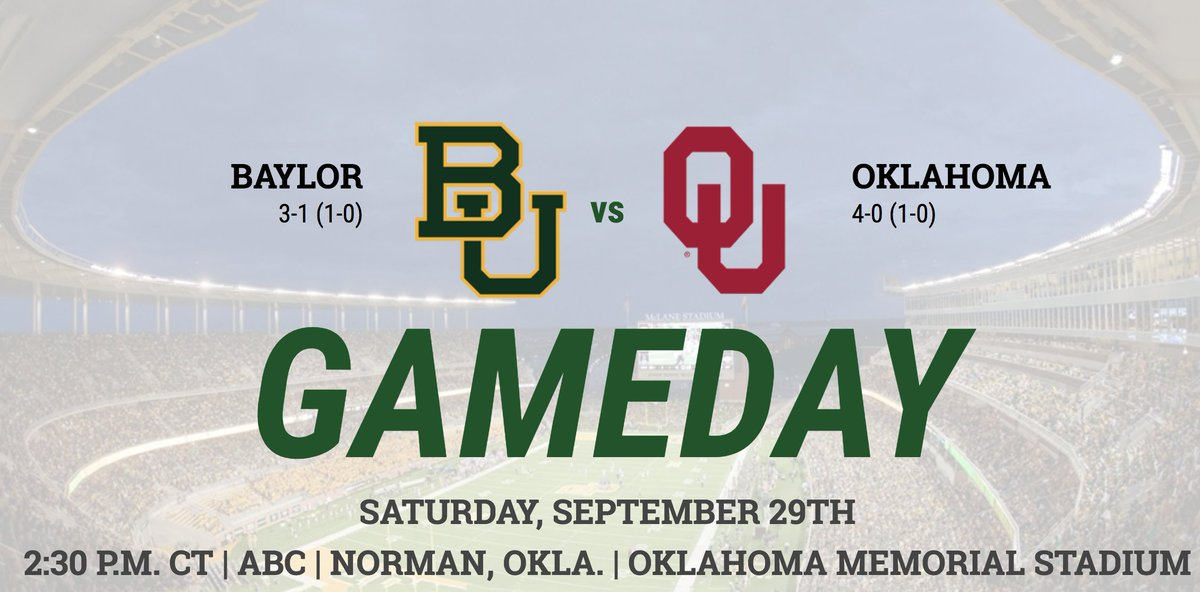 3ce2a423 #SicOU Can't make it to Oklahoma? #WatchBU parties take place all over the  country every Saturday: http://bit.ly/2IpsRd5 pic.twitter.com/QFSjiiIpzw