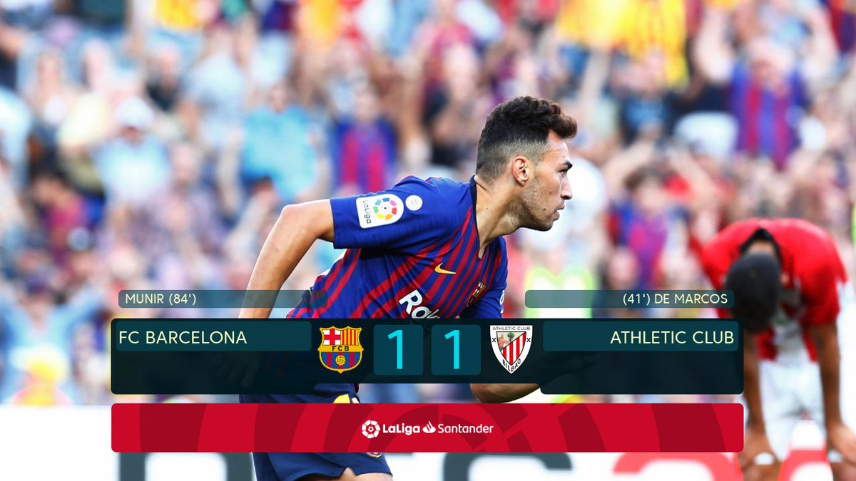 Barça-Athletic