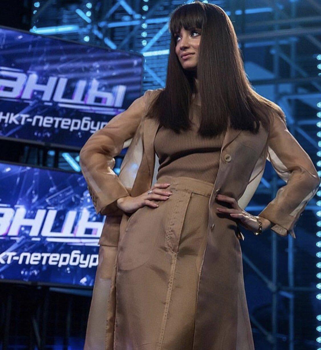 фото татьяны давыдовой ведущей шоу танцы этом