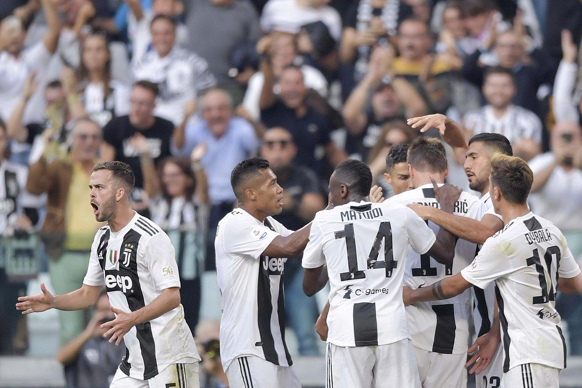 Kết quả và bảng xếp hạng vòng 7 Serie A 2017/18