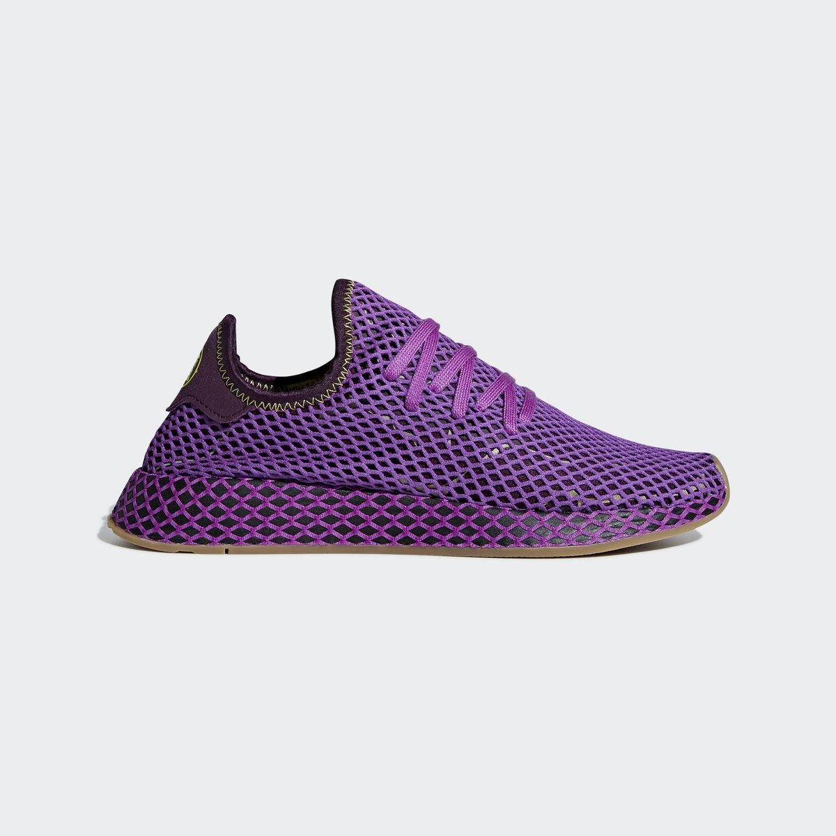 """designer fashion cafe4 89d91 Official adidas images of the """"Son Gohan"""" Dragon Ball Z x adidas Deerupt,  rumored to release Saturday, October 27. Stay tuned for  updates.pic.twitter.com ..."""