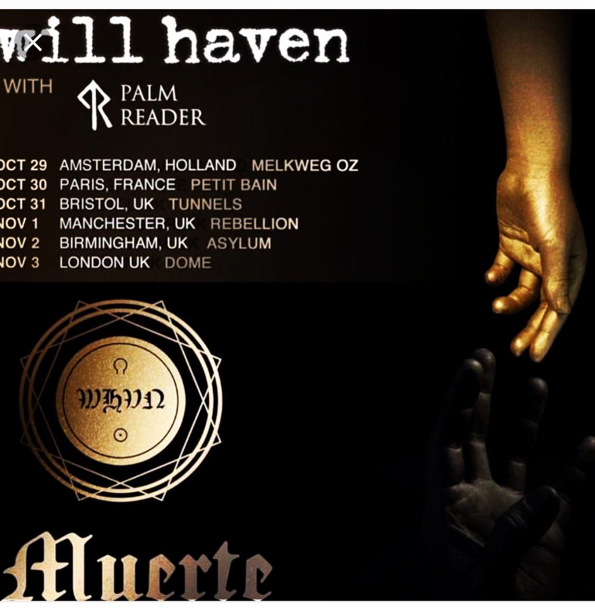 will haven (@willhavenband) | Twitter