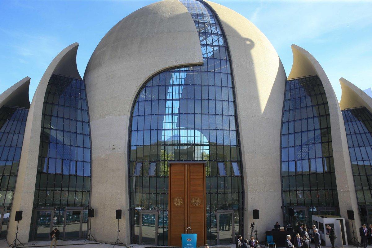 Картинки по запросу central mosque cologne
