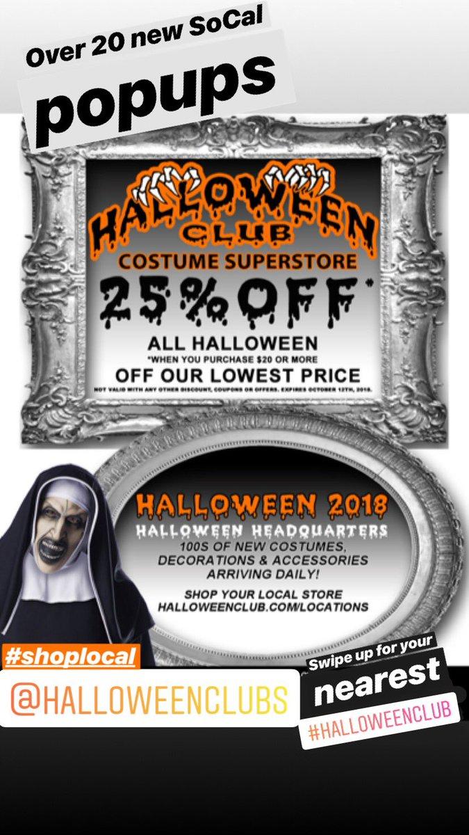 halloween club halloweenclubs twitter