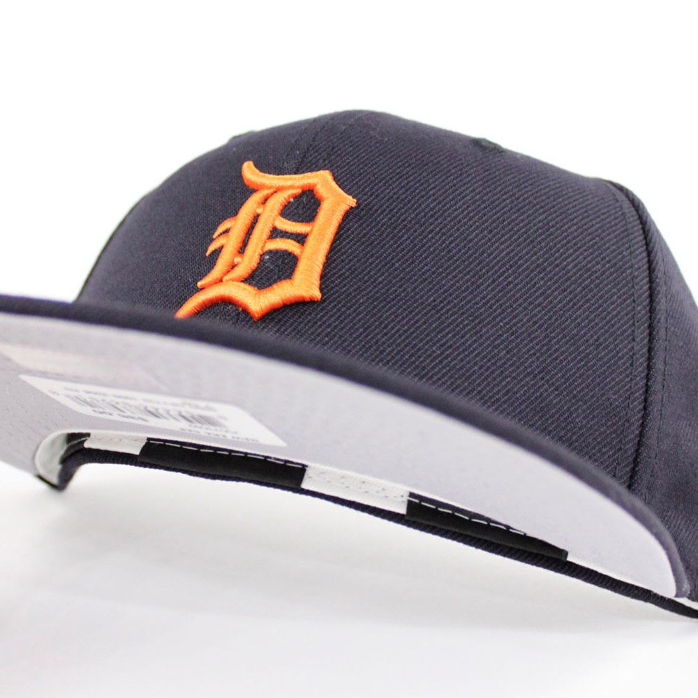 0f308f9c1d9 ... release date ecapcity detroit tigers 1999 2006 rd new era 59fifty  fitted hat light navy gray