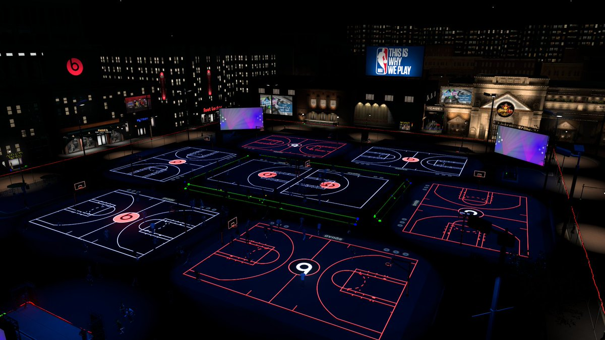 Nba 2k20 On Twitter Head To The Park Tonight From 9p 12a