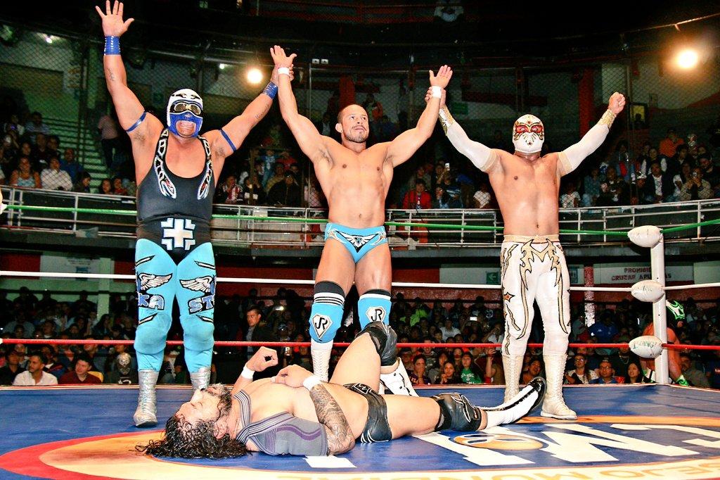 CMLL: Una mirada semanal al CMLL (Del 27 septiembre al 3 octubre de 2018) 8