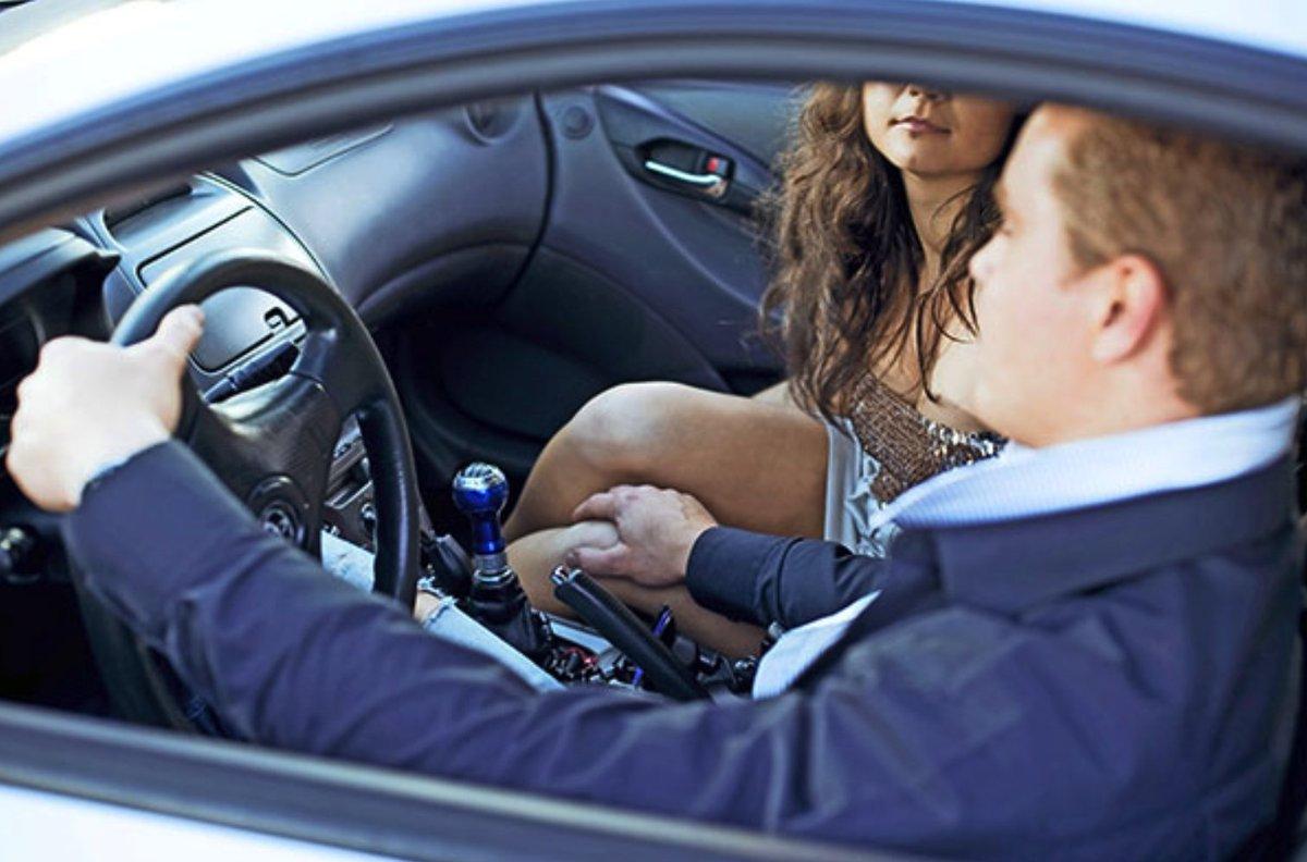 Смотреть пристает в машине — photo 4