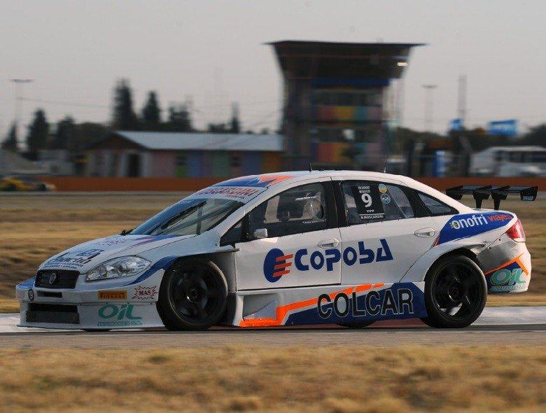 TC 2000 | Moscardini con la pole, Dapero en el sprint