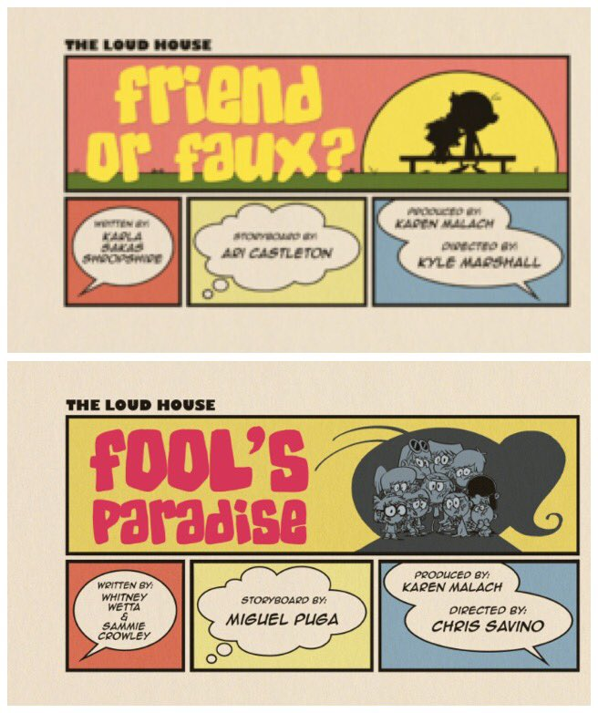 The loud house season 2 fools paradise | Fool's Paradise/Gallery