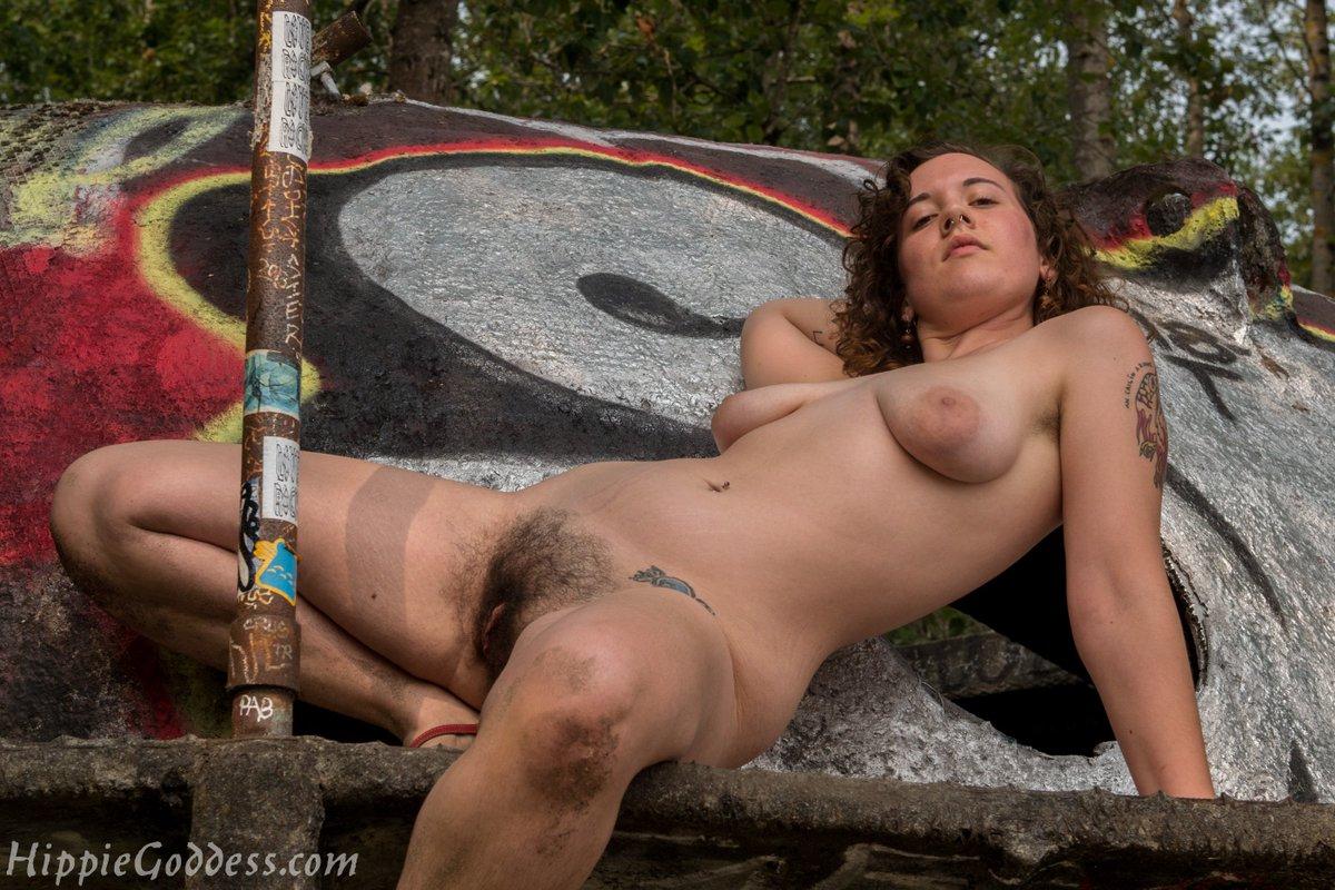 Hippie Goddess Nude Naked Girls