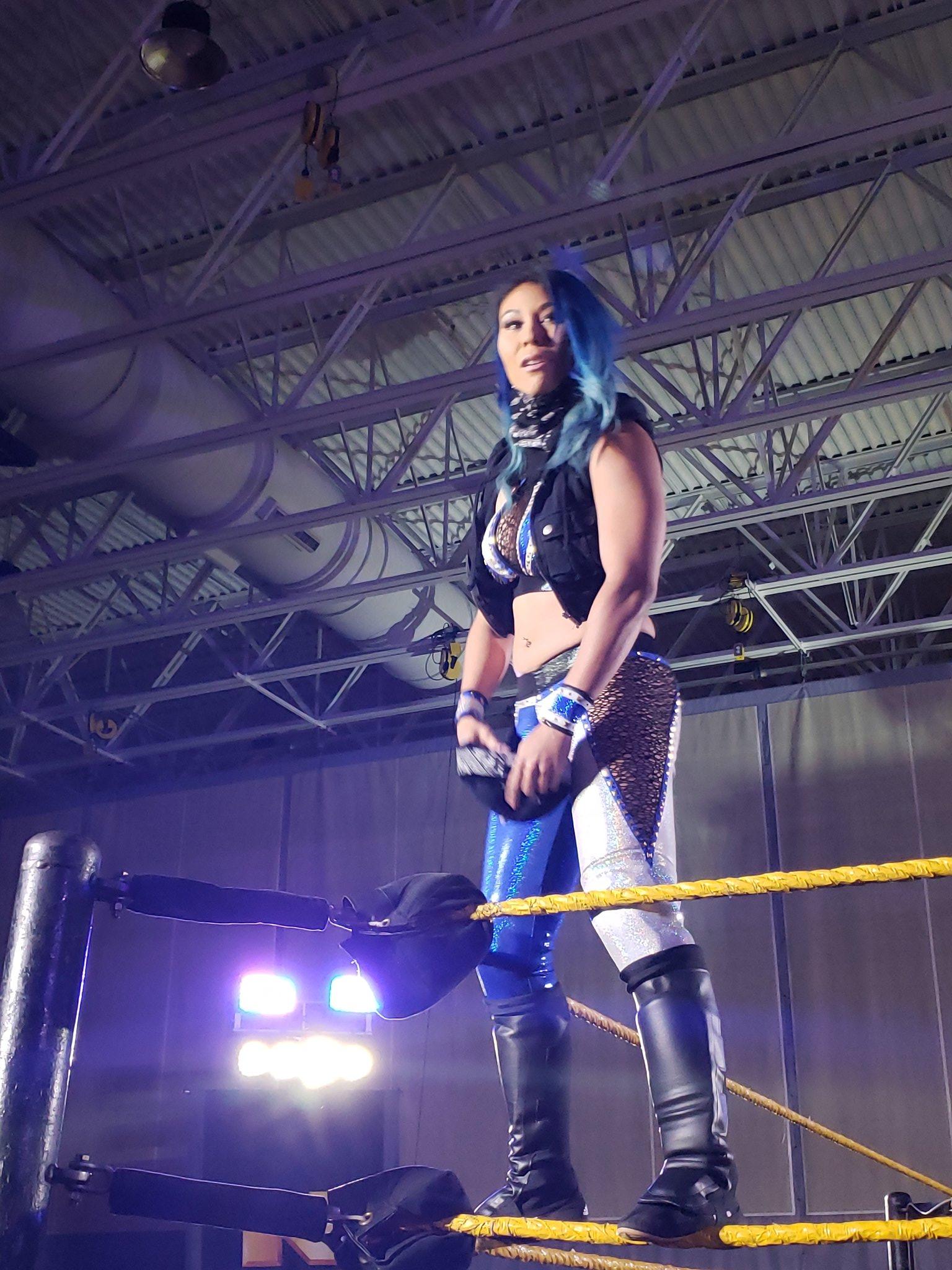 Mia Yim - The Blasian Baddie - Page 9 - Wrestling Forum: WWE, Impact Wrestling, Indy Wrestling