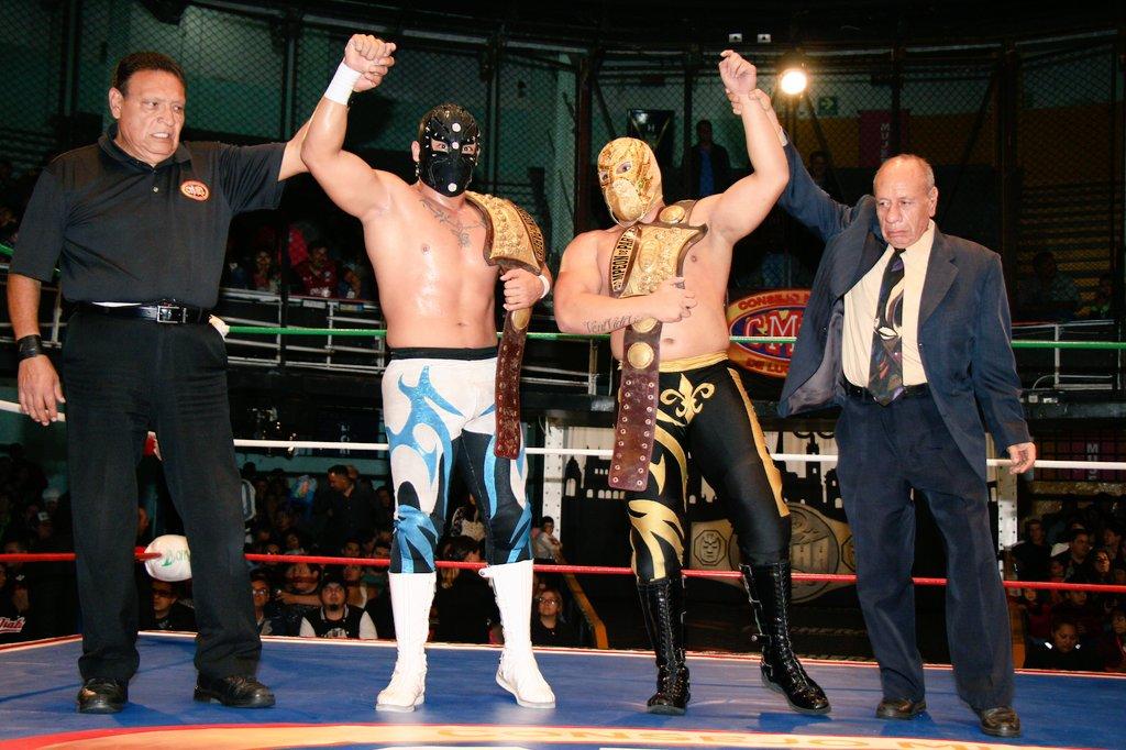 CMLL: Una mirada semanal al CMLL (Del 27 septiembre al 3 octubre de 2018) 6