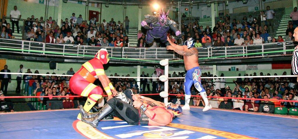 CMLL: Una mirada semanal al CMLL (Del 27 septiembre al 3 octubre de 2018) 7