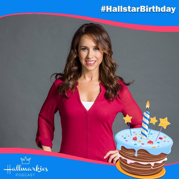 Happy Birthday to one of the Queens of Hallmark Lacey Chabert