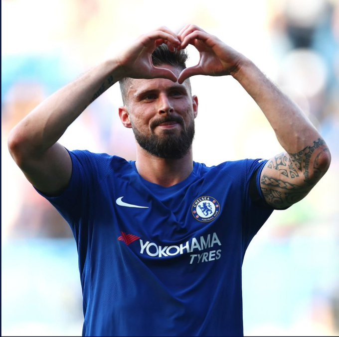Happy birthday, Olivier Giroud.