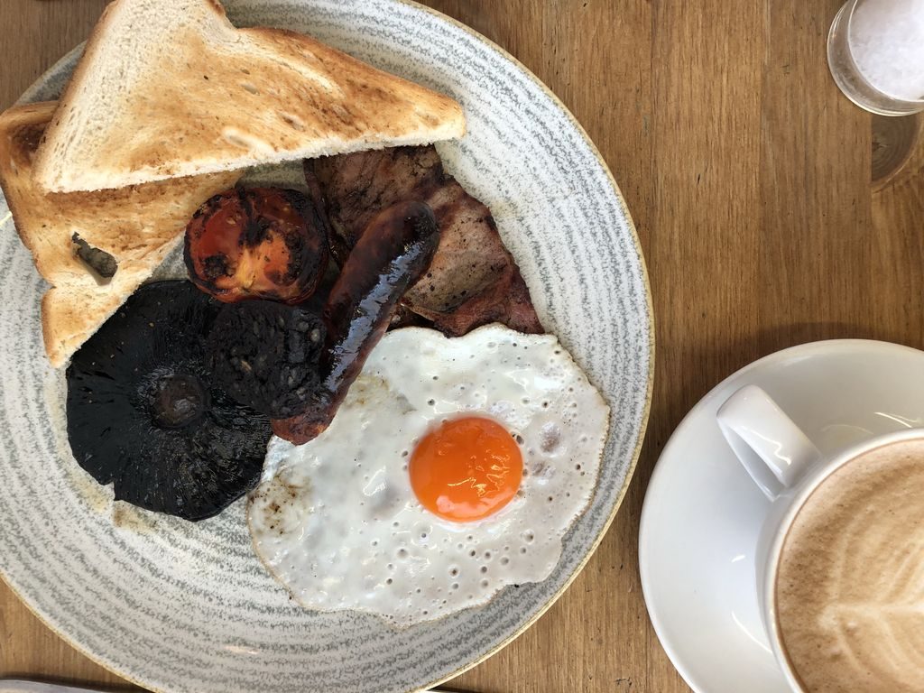 It's a breakfast kind of day #pantrybreakfast #fullenglish #SundayBrunch #newmarketrestaurant #letuslookafteryou<br>http://pic.twitter.com/sBLuWrahKi
