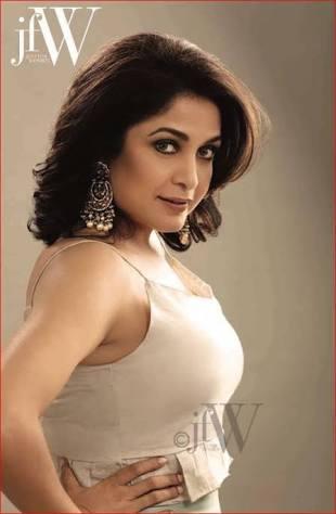 Ramya Krishnan gets praises for her role as Porn Star