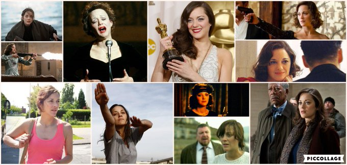 Happy Birthday to the gorgeous and one of the greatest actresses of our generation, Marion Cotillard.