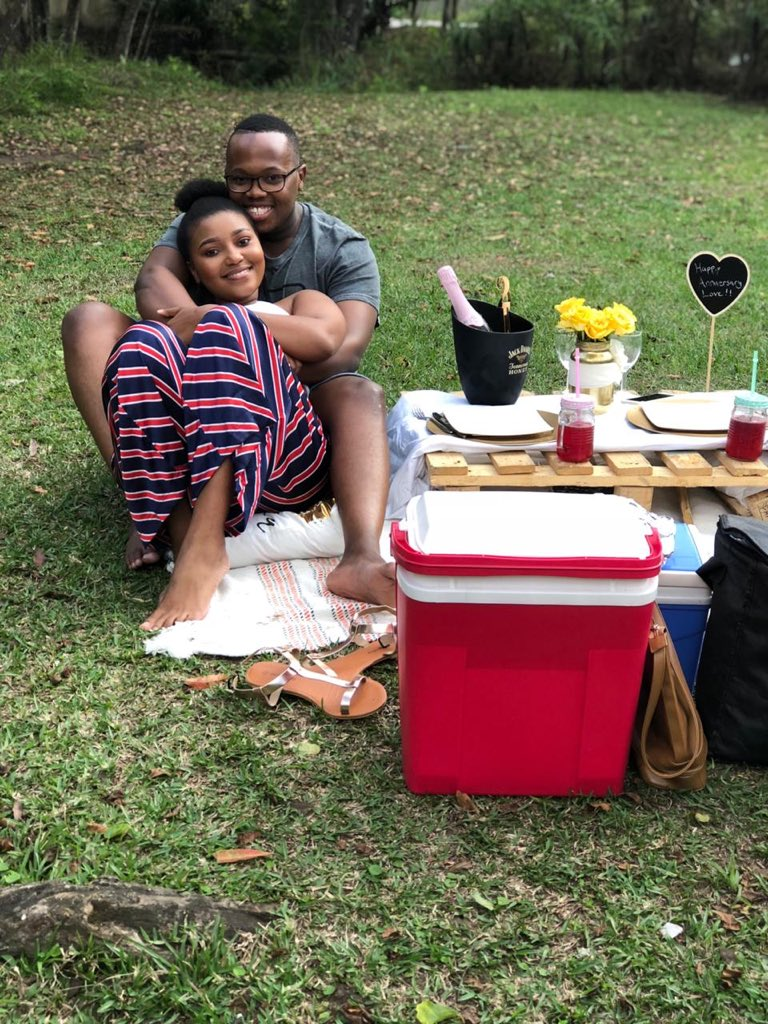The Plug S Tweet My Bae Decided To Suprise Me With A Picnic That She Thought Of And Created On Her Own Wow Really Went Out Made Sure I Had