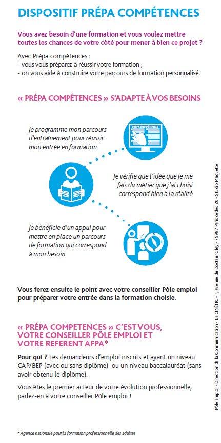 5cf9034aa116 ... mettre toutes les chances de votre côté pour mener à bien ce projet    https   www.pole-emploi.fr candidat prepa-competences-  article.jspz id 734375  … ...
