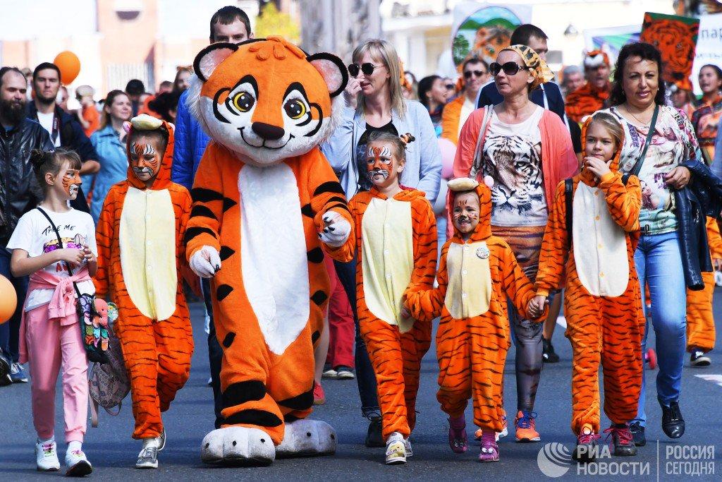 Картинки день тигра 23 сентября, открытки