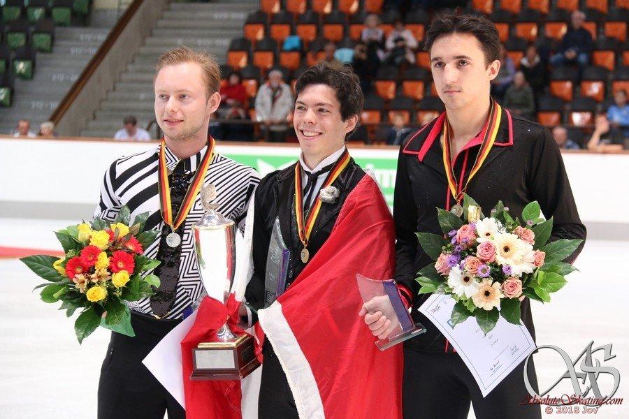 Challenger (6) - Nebelhorn Trophy. 26 - 29 Sep 2018 Oberstdorf / GER - Страница 14 DoVamUaXsAAosFY