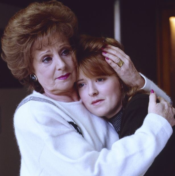 Happy 85th Birthday Barbara Knox. I love the bond between Rita and Jenny