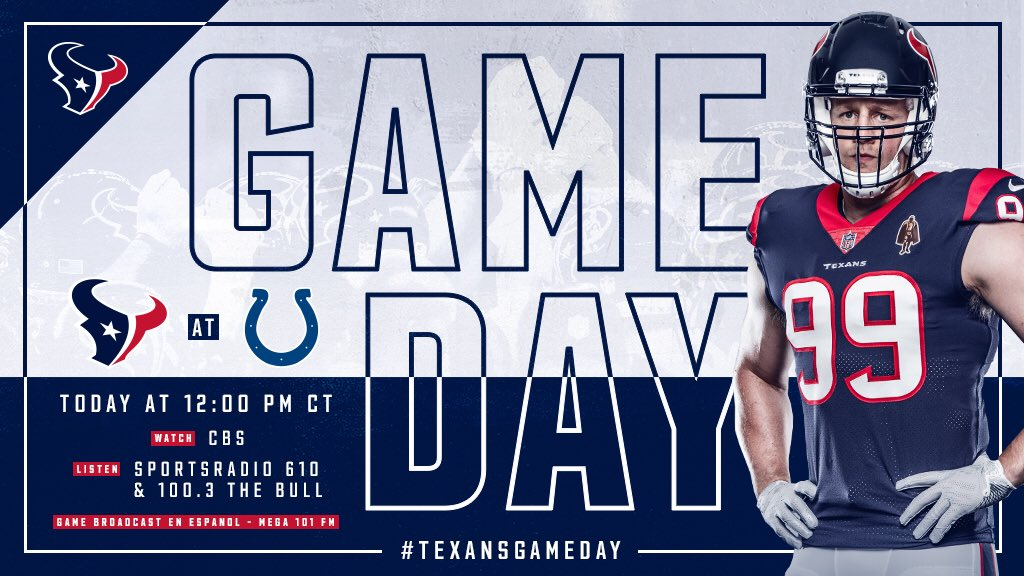 Houston Texans On Twitter Gameday Houvsind Wearetexans