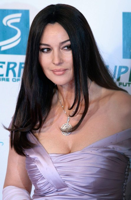 Happy Monica Bellucci\s 54 birthday