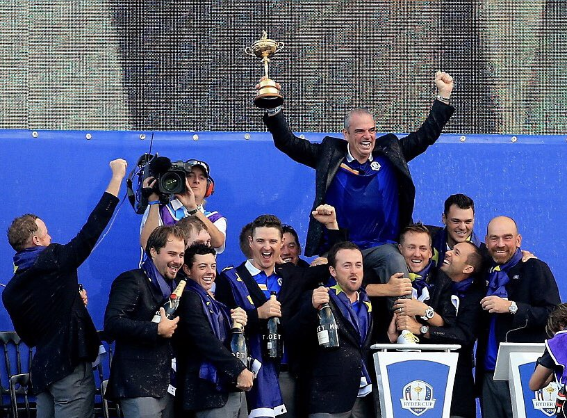 What a victory! @RyderCupEurope & #theMemorial winner @JustinRose99 take the cup in the 42nd playing of the #RyderCup. Congrats on a hard fought victory over @RyderCupUSA!
