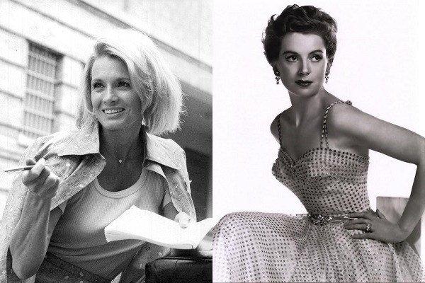 September 30: Happy Birthday Angie Dickinson and DeborahKerr
