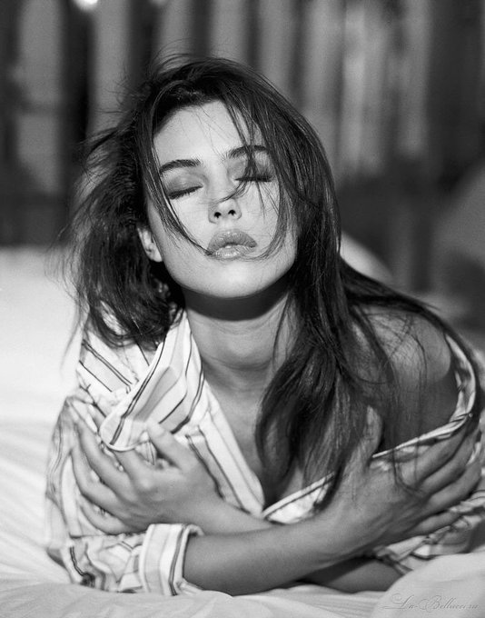 Happy 54th Birthday to the Goddess Monica Bellucci.