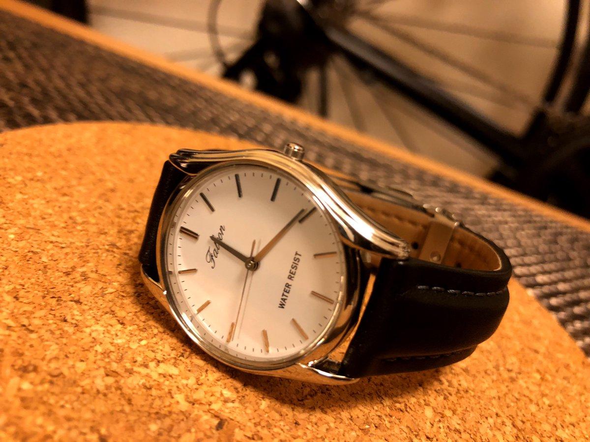 5ffed1583b 昨日、仕事中に急にクラシカルな腕時計が欲しくなり帰りに買って来た。気楽に使い倒したいのでコレが良いのだ(*´艸`) #チプシチ #CITIZEN  #Cal.2035pic.twitter.com/ ...